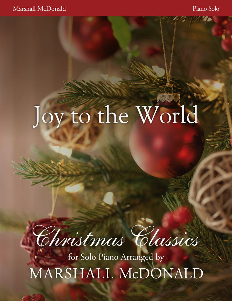Joy to the World (piano)