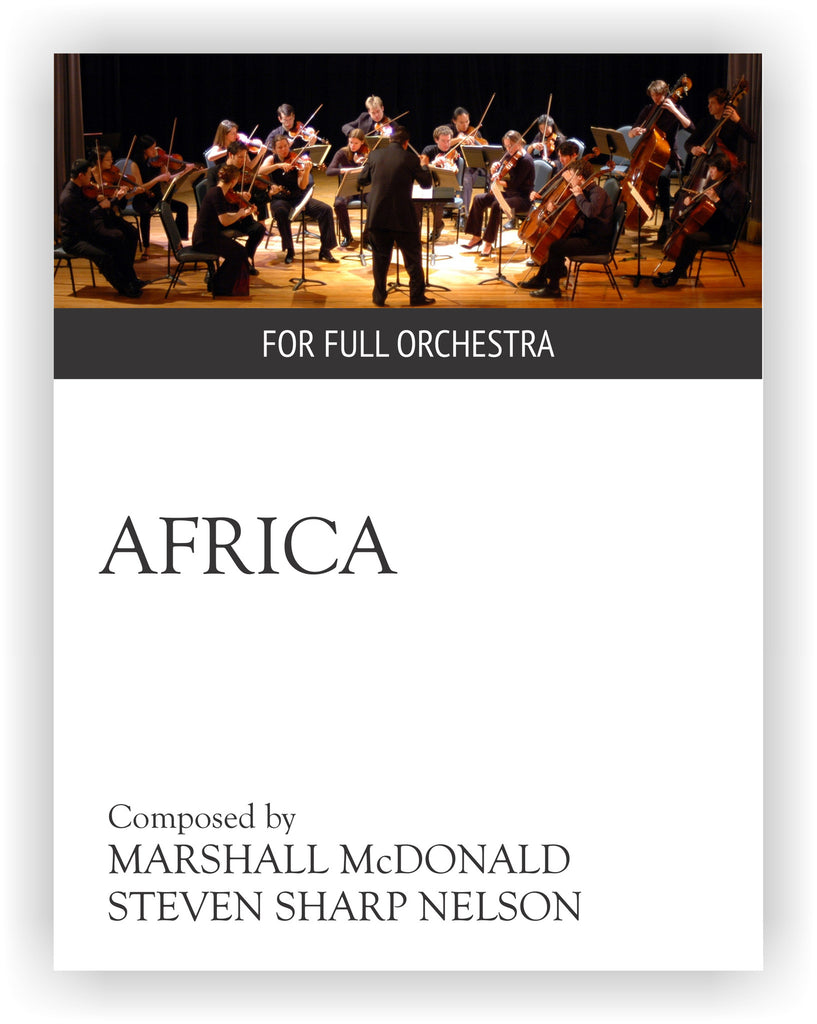 AFRICA (full orchestra)