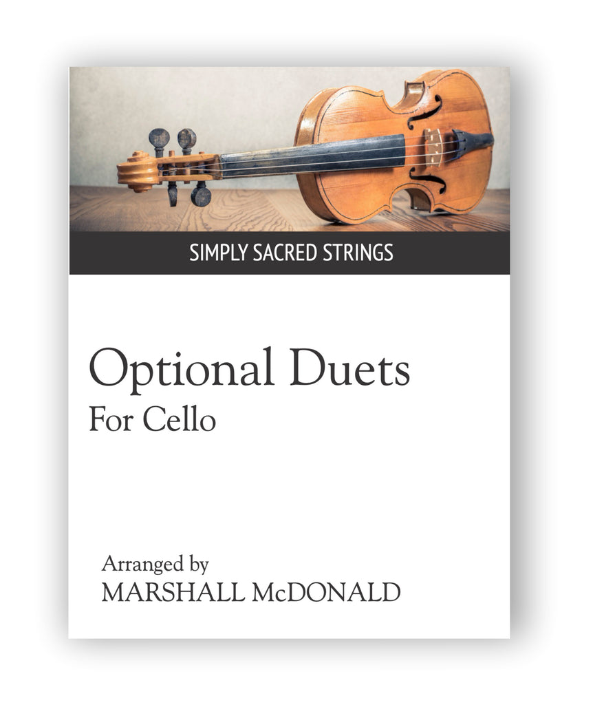 Simply Sacred Strings (optional string duet parts)
