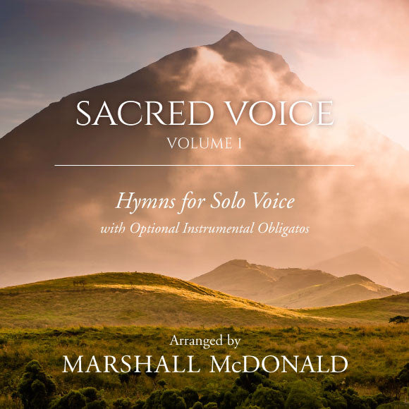 Sacred Voice, Vol. 1 (MP3 album)