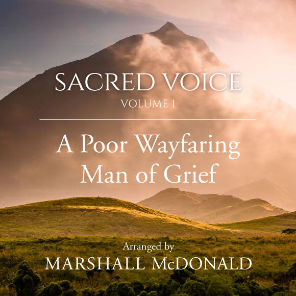 A Poor Wayfaring Man of Grief (vocal MP3)