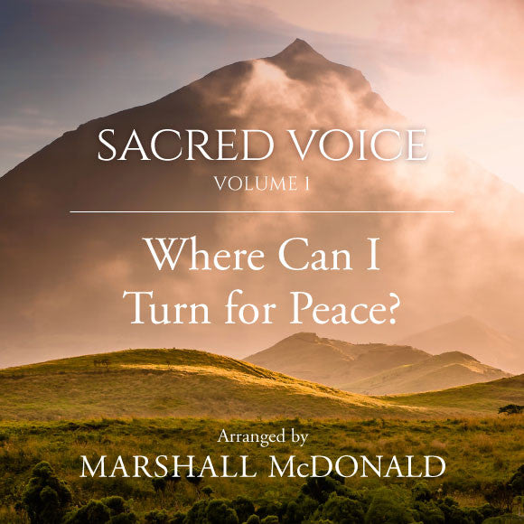 Where Can I Turn for Peace? (vocal MP3)