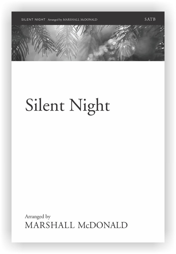 Silent Night (choral SATB)