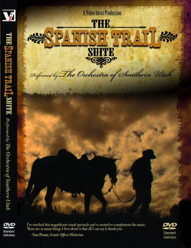 Spanish Trail Suite (full orchestra)