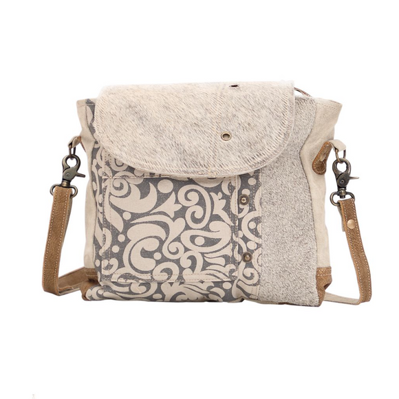 FACTUAL MESSENGER BAG BY Myra Bags