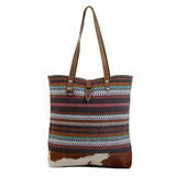 ENLACED TOTE BAG BY MYRA BAGS