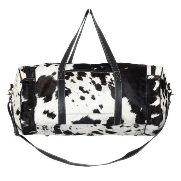 VOYAGE HAIRON TRAVELLER BAG by MYRA BAGS