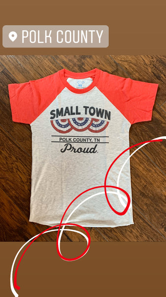SMALL TOWN PROUD - Polk County