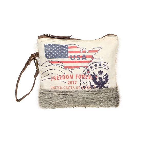 NEW YORK VERGE POUCH BY MYRA BAGS