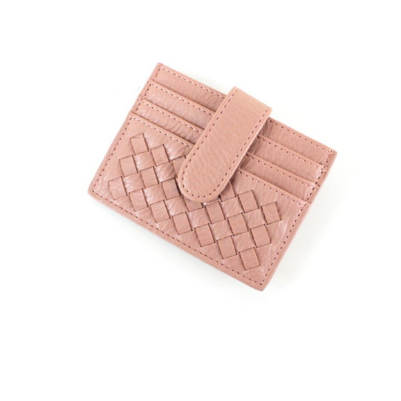 CREDIT CARD HOLDER - PINK