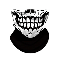 SKULL MULTI FUNCTIONAL FACE GAITER