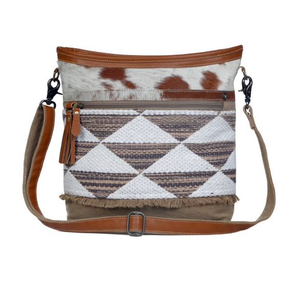 COOL BREEZE SHOULDER BAGS by MYRA BAGS