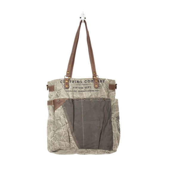 BROIL SHOULDER BAG by MYRA BAGS