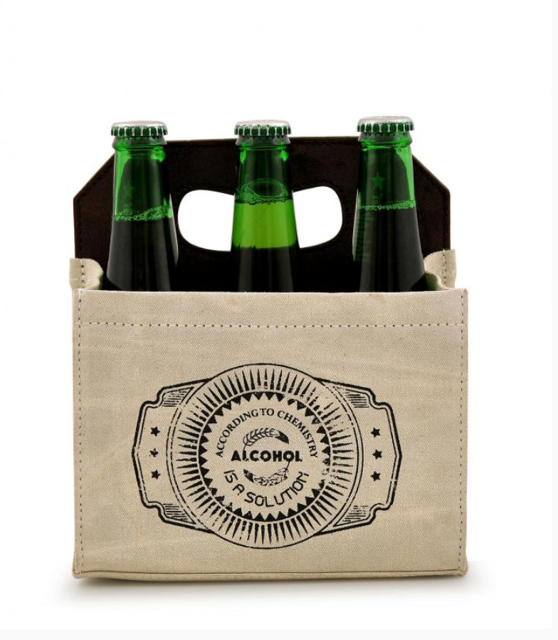 ALCOHOL SOLUTION - BEER TOTE