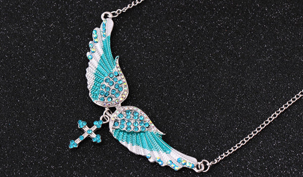 ANGEL WINGS CROSS