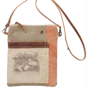 NORTH AMERICAN MINERS LLC CROSSBODY