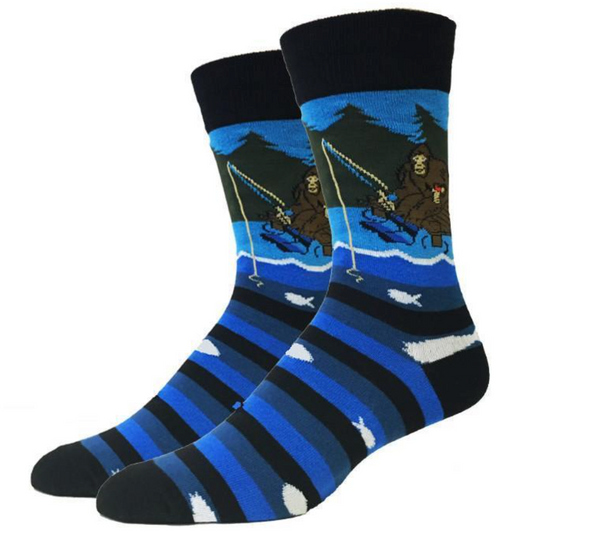 BIGFOOT FISHING SOCKS