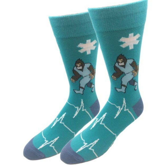 BIGFOOT HOSPITAL SOCKS