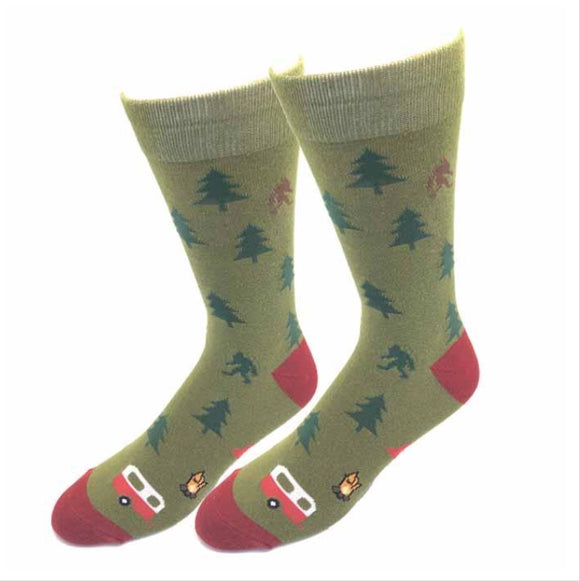 BIGFOOT CAMPING CREW SOCK