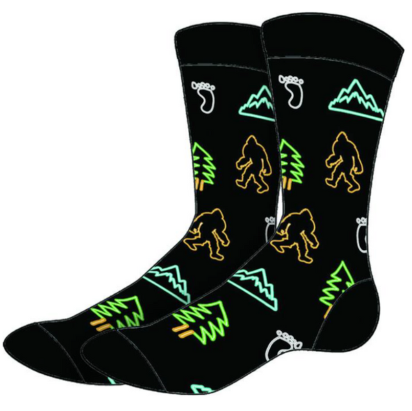 BIGFOOT NEON SOCKS