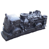 HANDCRAFTED COAL FIRE TRUCK
