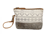 FOXY TRIBE POUCH by MYRA BAGS