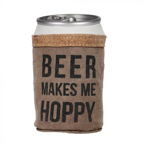 HOPPY BEER CAN HOLDER BY MYRA BAGS