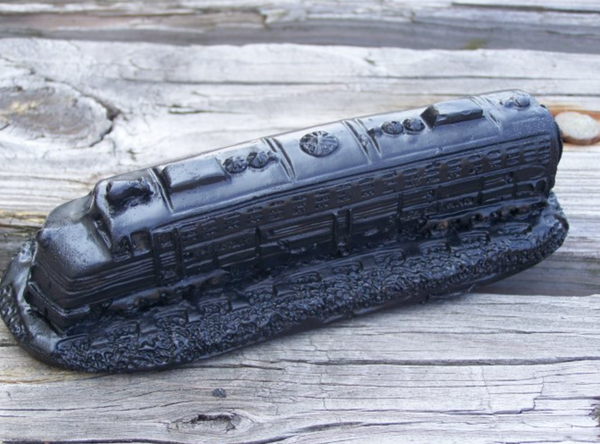 HAND CRAFTED COAL - MODERN TRAIN