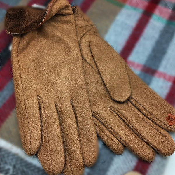 TOUCH SCREEN GLOVES by PRETTY PERSUASIONS