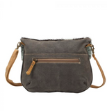 HAIRON FLAP SMALL & CROSS BODY BY MYRA BAGS