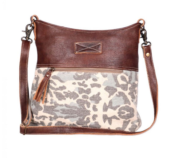 NAIVE SHOULDER BAG by MYRA BAGS