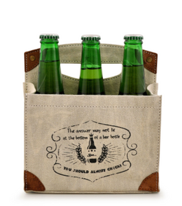 ANSWER MAY NOT LIE - BEER TOTE