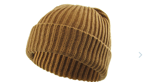 RIBBED BEANIES