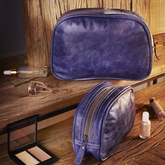 INDIGO SHADOW MAKE UP KIT by MYRA BAGS