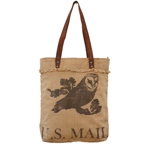 US MAIL TOTE
