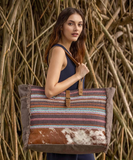 HIPSTER WEEKENDER BAG BY MYRA BAGS