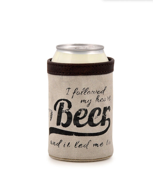 KOOZIE - I FOLLOWED MY HEART