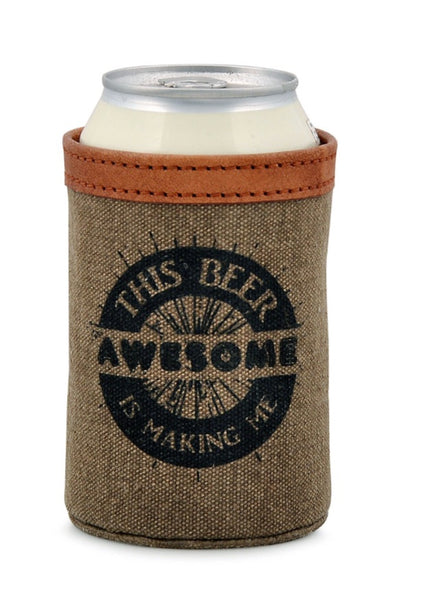 KOOZIE - THIS BEER IS MAKING ME AWESOME