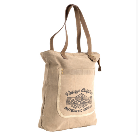 VINTAGE OUTFITTER ORIGINAL TOTE
