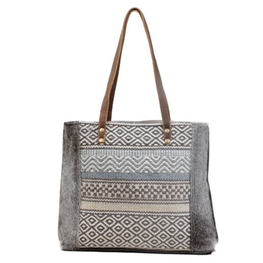 NEIGHBOR'S ENVY TOTE BAG BY MYRA BAGS