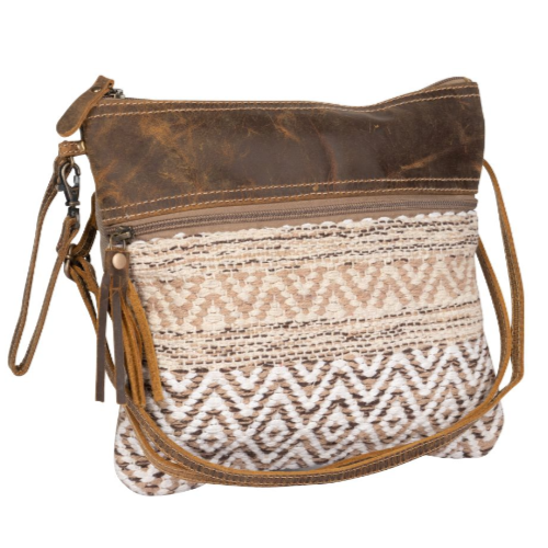 CONTENTMENT SMALL & CROSSBODY BAG BY MYRA BAGS