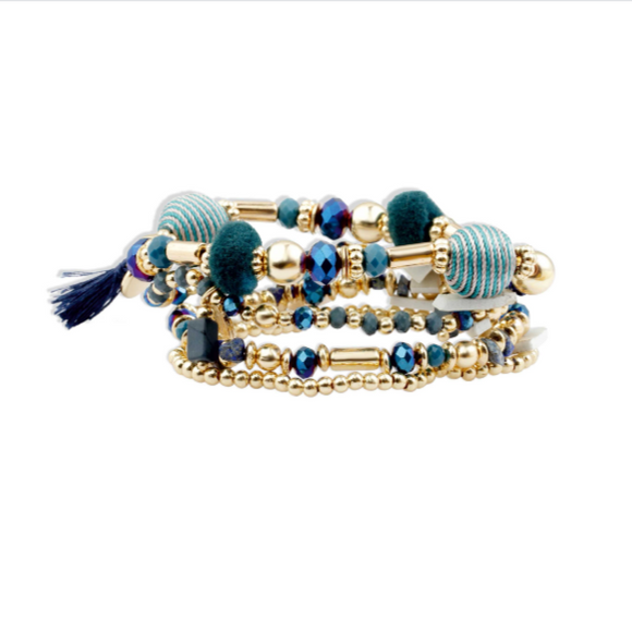 SEA WIND BRACELET by MYRA BAGS