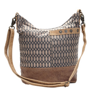 HONEY BEE PRINT SHOULDER BAG BY MYRA BAGS