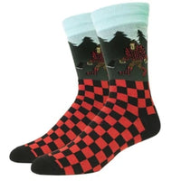 BIGFOOT LUMBERJACK SOCKS