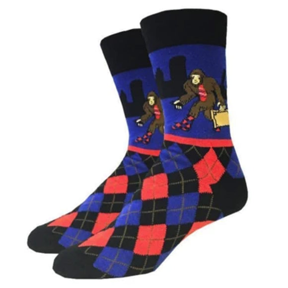 BIGFOOT BUSINESS SOCKS