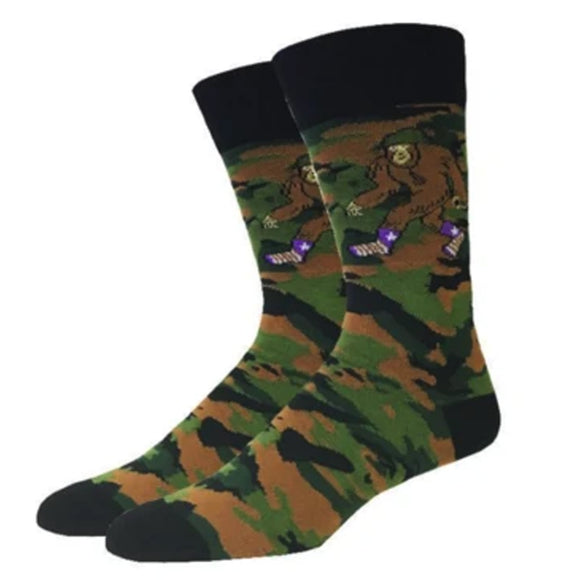 BIGFOOT CAMO SOCKS
