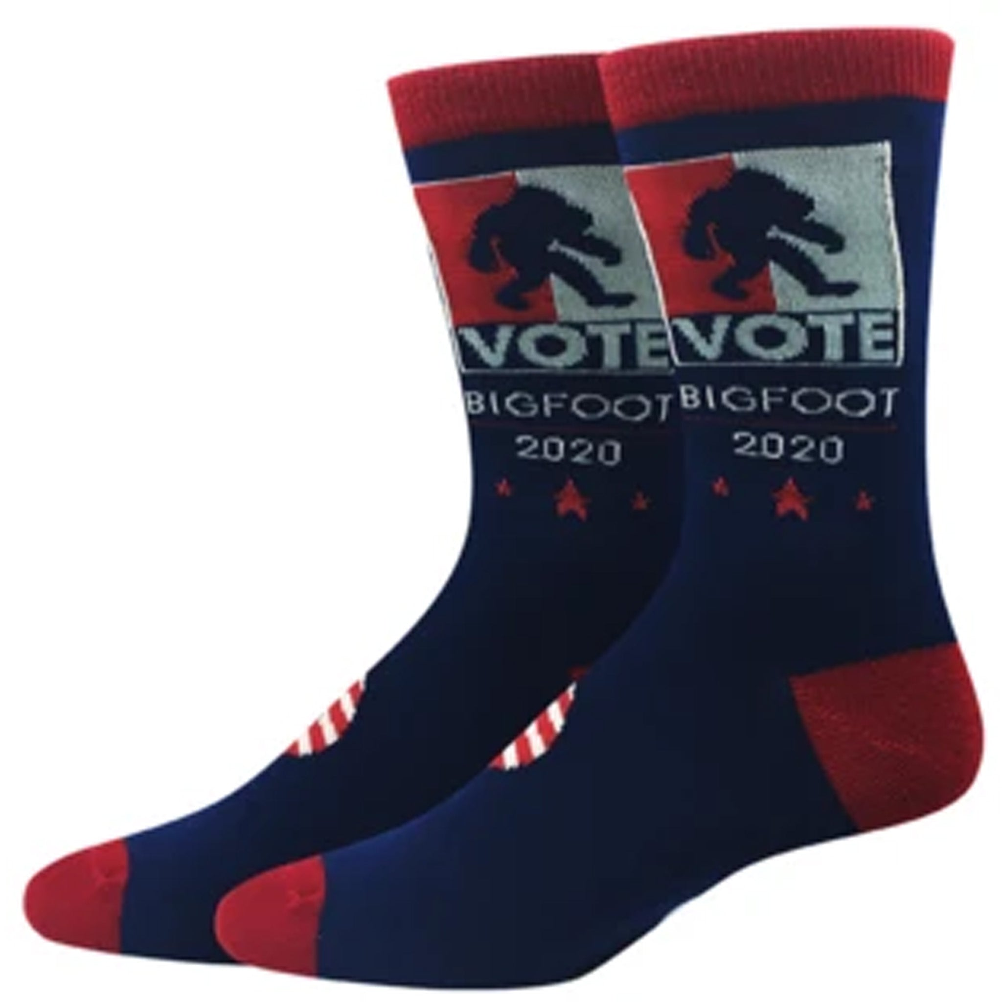 BIGFOOT VOTE 2020 SOCKS (LIMITED)