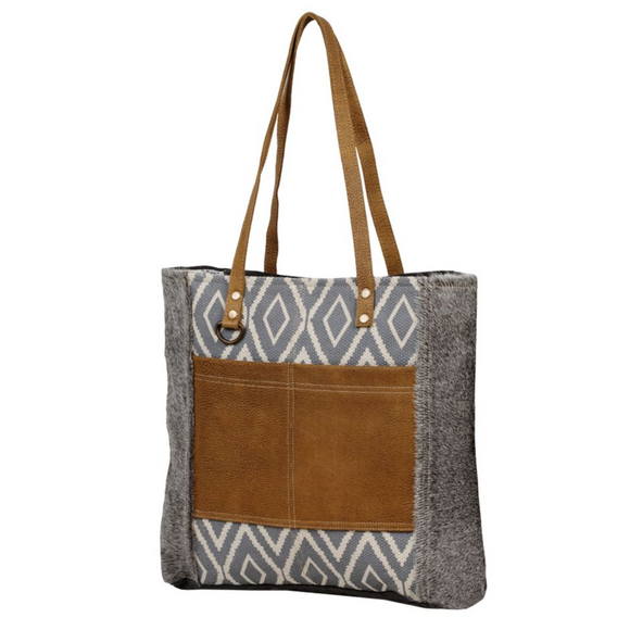 TRASFORMATION TOTE BAG BY Myra Bags