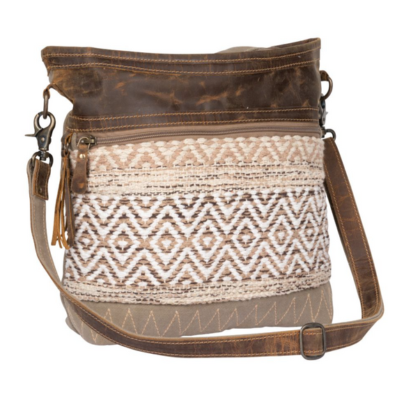 BLENDING TASTE SHOULDER BAG by MYRA BAGS