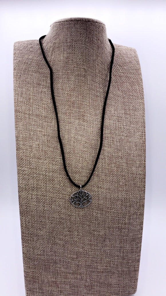 TREE OF LIFE NECKLACE WITH CORD